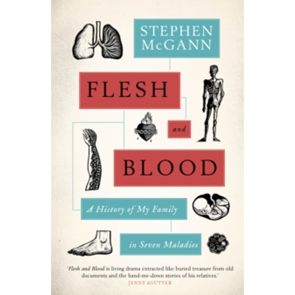 Flesh and Blood: A History of My Family in Seven Maladies Hardcover