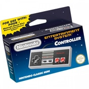 (Bagged) Nintendo Classic Mini NES Nintendo Entertainment System Controller Used - Like New