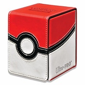 Ultra Pro Pokeball Alcove Flip Box