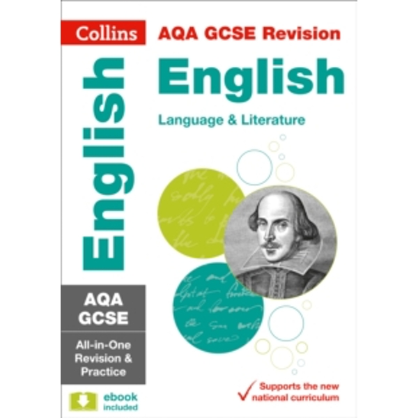 AQA GCSE English Language and English Literature All-in-One Revision and Practice (Collins GCSE 9-1 Revision) by Collins GCSE (Paperback, 2015)