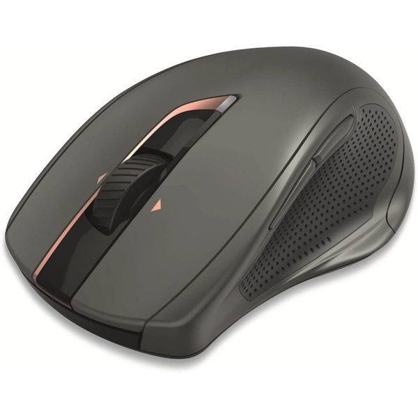 MW-800 7 Button Laser Wireless Mouse Auto-DPI Black
