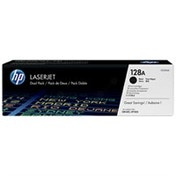 HP CE320AD (128A) Toner black, 2K pages, Pack qty 2