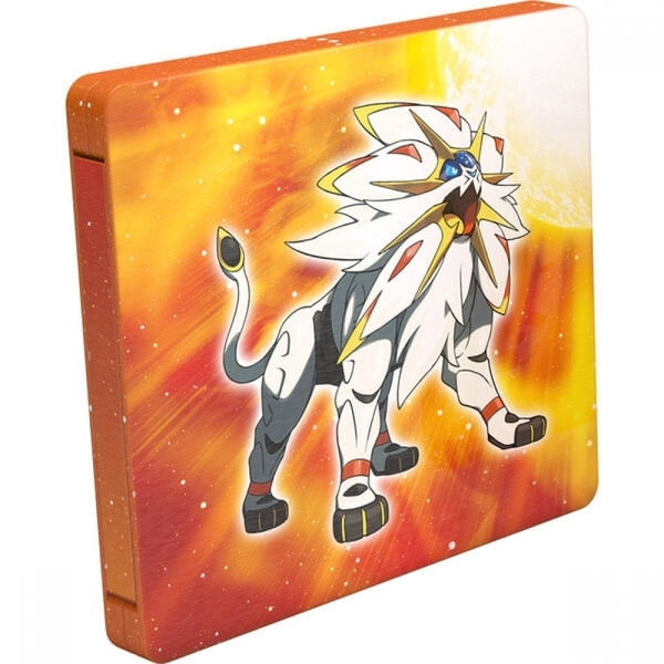 Ex-Display Pokemon Sun Fan Edition 3DS Game - Image 2