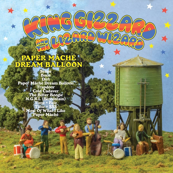 King Gizzard & The Lizard Wizard - Paper Mache Dream Balloon Vinyl
