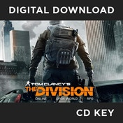Tom Clancy's The Division PC CD Key Download for uPlay