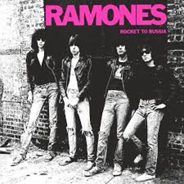 Ramones - Rocket To Russia Remastered Vinyl
