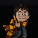 Harry's First Spell Q-Fig (Harry Potter) QMX 4.62 Inch Figure - Image 3
