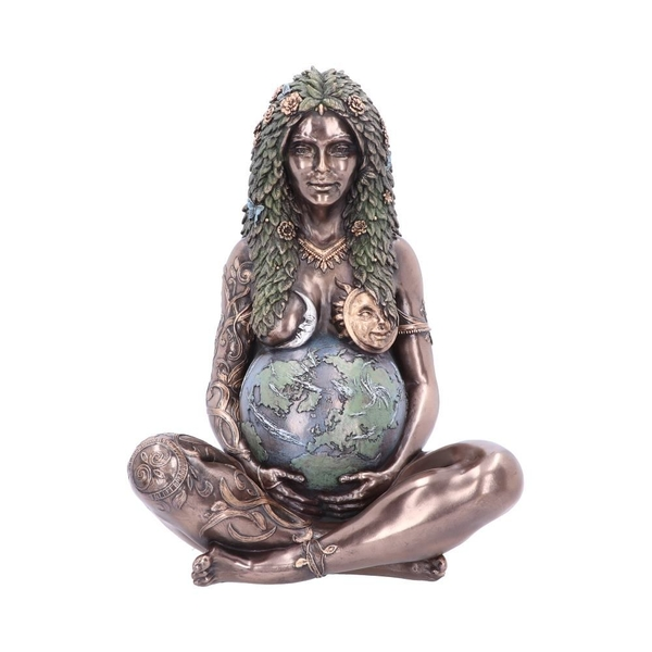 Mother Earth Art Statue