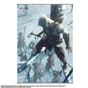 Assassins Creed Iii Wall Scroll #2