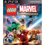 Lego Marvel Super Heroes Game PS3