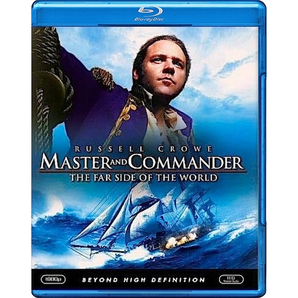 Master and Commander Blu-ray