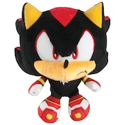 Sonic Boom 6 Inch Big Head Shadow Plush