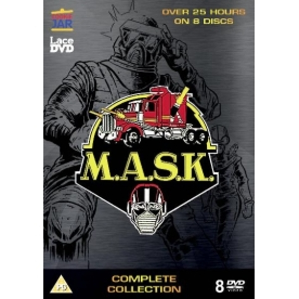 Mask Complete Collection DVD
