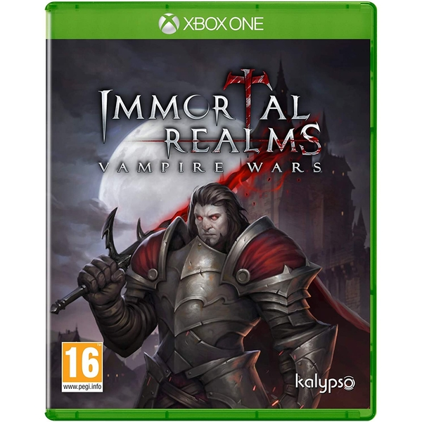Immortal Realms Vampire Wars Xbox One Game - Image 1