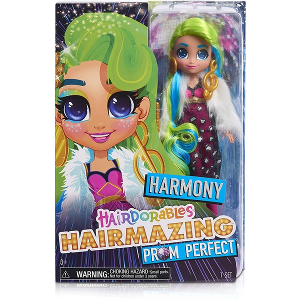 Hairdorables Hairmazing - Series 2 Fashion Doll (Harmony)