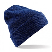 Antique Royal Blue Heritage Knitted Beanie ZT