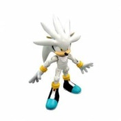 Silver Sonic The Hedgehog 3 Inch Figure