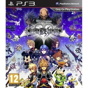 Kingdom Hearts II 2.5 HD Remix PS3 Game