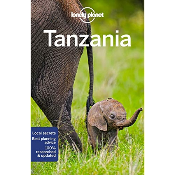 Lonely Planet Tanzania  Paperback / softback 2018
