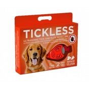 Long Paws Tickless Ultrasonic Tick and Flea Repellant Pet Device