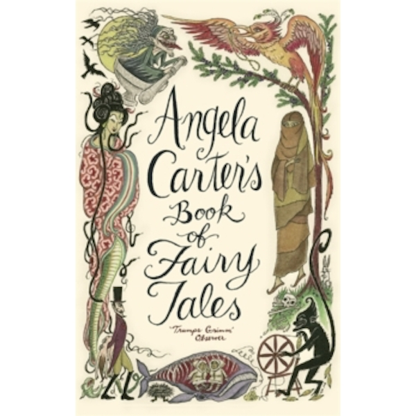 Angela Carter's Book of Fairy Tales by Angela Carter (Hardback, 2005)