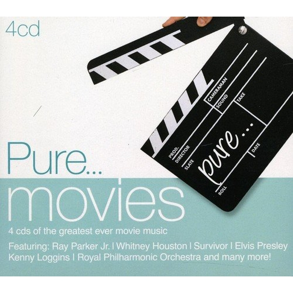Various artists - Pure Movies CD