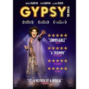 Gypsy: The Musical DVD