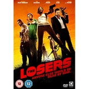 The Losers DVD
