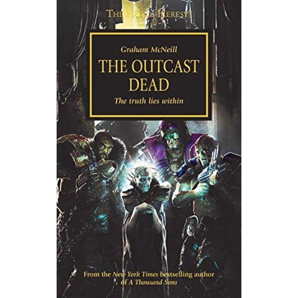 The Outcast Dead by Graham McNeill (Paperback, 2011)