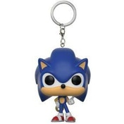 Sonic with Ring (Sonic) Funko Pop! Keychain