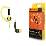 Canyon Sport Earphones Yellow