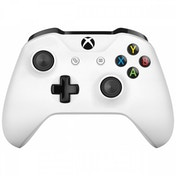(Damaged Packaging) White Crete Xbox One S Wireless Controller (Compatible with Older Xbox One Consoles) Used - Like New