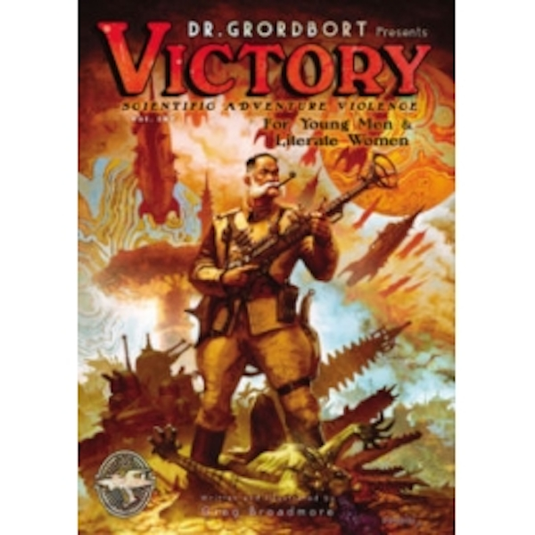 Doctor Grordbort Presents: Victory