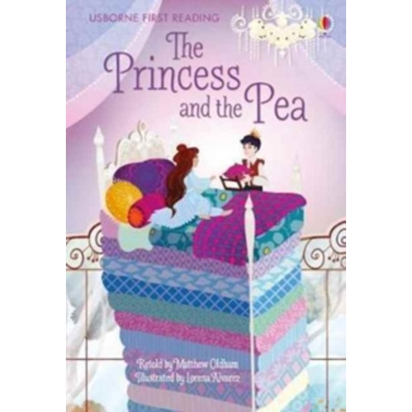 Princess and the Pea (Hardback, 2017)