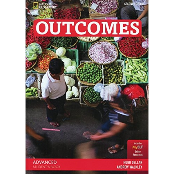 Outcomes Advanced with Access Code and Class DVD  Mixed media product 2016