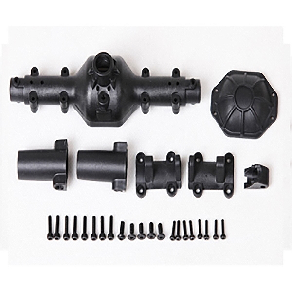 Roc Hobby Rear Axle Plastic Parts