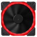 Target Halo Dual Ring 120mm 1100RPM 22 LED Red Fan
