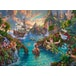 Thomas Kinkade: Disney's Peter Pan Jigsaw Puzzle - 1000 Pieces - Image 2