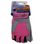 Fitness-Mad Womens Cross Training Gloves Pink Size S