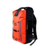 Overboard Pro-Vis Waterproof Backpack, Orange - 30 Litres