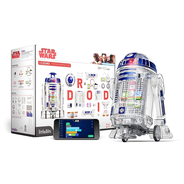 Star Wars R2-D2 Droid Inventor Kit