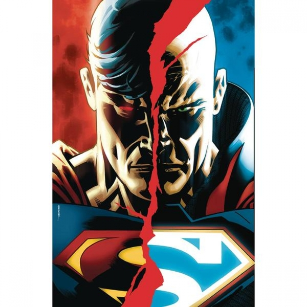 Superman  Action Comics: Rebirth: Volume 1: Path Of Doom