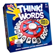 Think Words Board Game