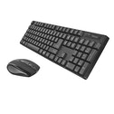 Trust 21571 XIMO UK Wireless Keyboard & Mouse