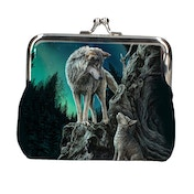 Guidance Wolf Coin Purse