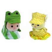 Zhu Zhu Babies Outfit Frog and Flower