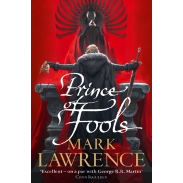 Red Queen's War (1) - Prince of Fools by Mark Lawrence (Paperback, 2015)