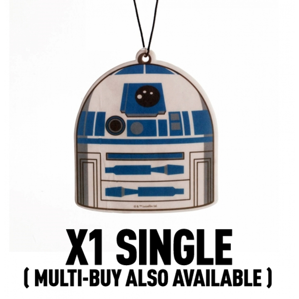 R2-D2 (Star Wars) Official Disney Car/Home Air Freshener