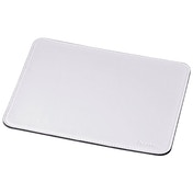 Hama Leather Mouse Pad White 00053231