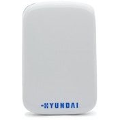 Hyundai HS2 512GB USB 3.0 External SSD White Tiger
